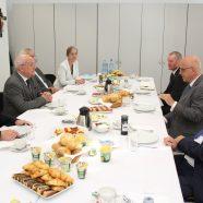 Deutscher Botschafter: Abschiedsbesuch bei den Banater Deutschen