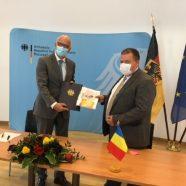 ÜBER EINE MILLION EURO FÜR MUTTERSPRACHLICHEN DEUTSCHUNTERRICHT IN RUMÄNIEN