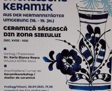 SÄCHSISCHE KERAMIK IN HERMANNSTADT