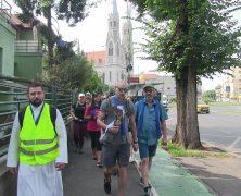 Fußwallfahrt der Temeswarer nach Maria Radna