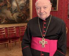 Bischof Roos zum 50. Priesterjubiläum