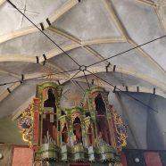 Aussegnung der Stolzenburger Orgel