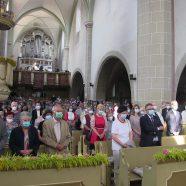 Bartholomäusfest mit Orgelweihe in Kronstadt