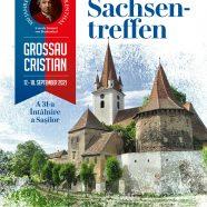 31. Sachsentreffen in Großau am 17. und 18. September